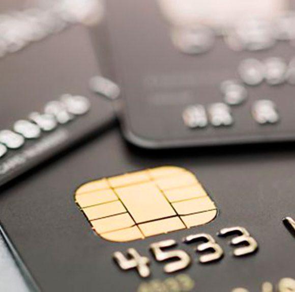 International Credit Card Recruit